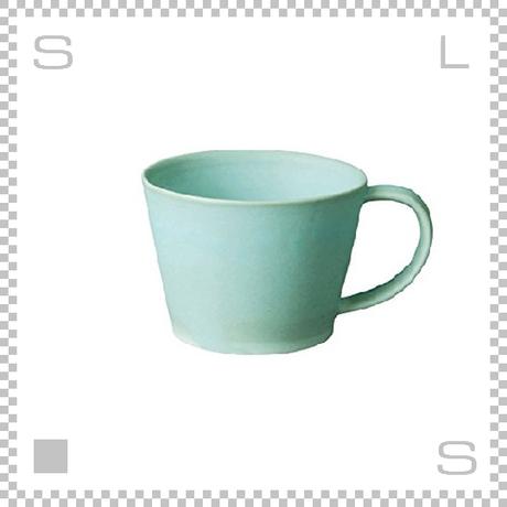 SAKUZAN サクザン SARA サラ コーヒーカップ ターコイズ 190cc パステルカラー 日本製