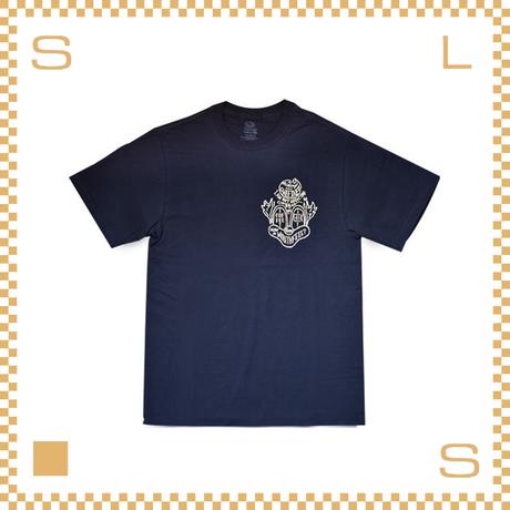 RIVERS リバーズ クラウン Tシャツ ネイビー サイズS~LL