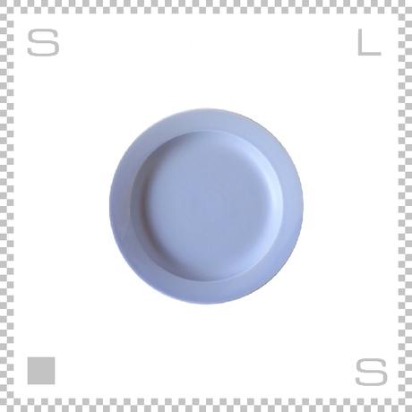 SAKUZAN サクザン SARA サラ プレート Φ202mm ライトブルー パステルカラー 日本製