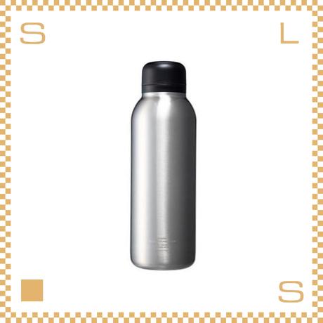 RIVERS リバーズ バキュームフラスク ステム STD シルバー W70/D70/H225mm 500ml 約200g 魔法瓶 ストラップなし