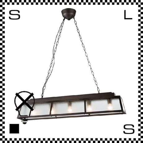 アートワークスタジオ Glass House5 グラスハウス5ペンダント 5灯 電球なし W970/D150/H183mm ペンダントライト ブルックリンスタイル AW-0451Z