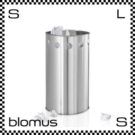 blomus ブロムス SYMBOLO ごみ箱 ステンレス製 筒状 blomus-68042