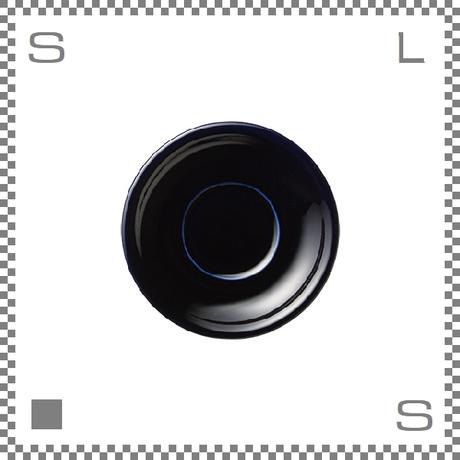 ORIGAMI オリガミ ラテボウル用ソーサー ネイビー 6ozラテボウル/8ozラテボウル兼用ソーサー Φ140mm 日本製