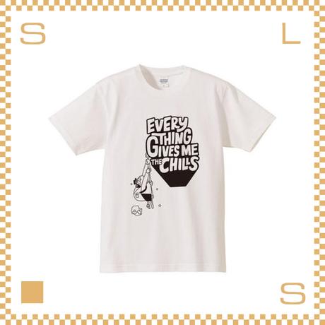 RIVERS リバーズ それがいいTシャツ ベアC ホワイト サイズXS~LL