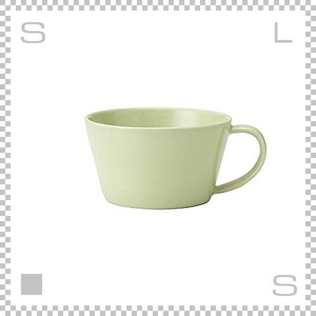 SAKUZAN サクザン SARA サラ スープカップ ライトグリーン 260cc パステルカラー 日本製