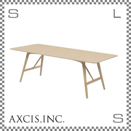 JORD RECTANGLE TABLE ヨルズレクタングルテーブル W1600/D800/H720mm オーク材使用 ダイニングテーブル スカンジナビアスタイル hs2658
