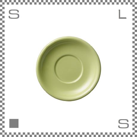 ORIGAMI オリガミ ラテボウル用ソーサー グリーン 6ozラテボウル/8ozラテボウル兼用ソーサー Φ140mm 日本製