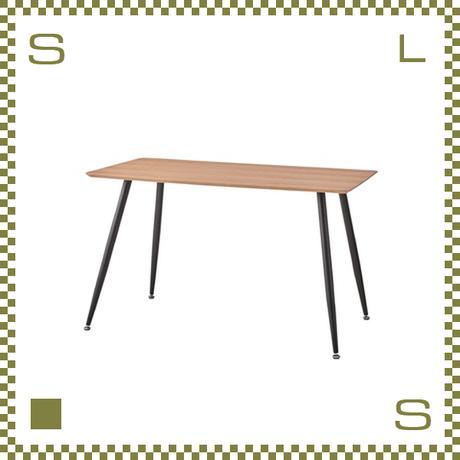 ダイニングテーブル スリムデザイン W120/D75/H72cm SOHOにおすすめ 北欧デザイン azu-plt512na