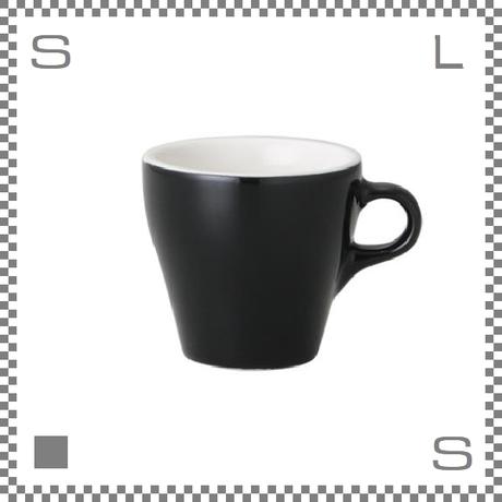 ORIGAMI オリガミ ラテカップ ブラック 8oz 250cc コーヒーカップ バリスタが設計 日本製