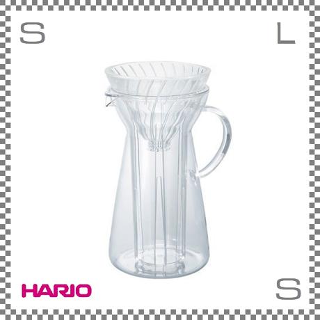 HARIO ハリオ V60 グラスアイスコーヒーメーカー W165/D120/H235mm 耐熱ガラス製 日本製 vig-02t