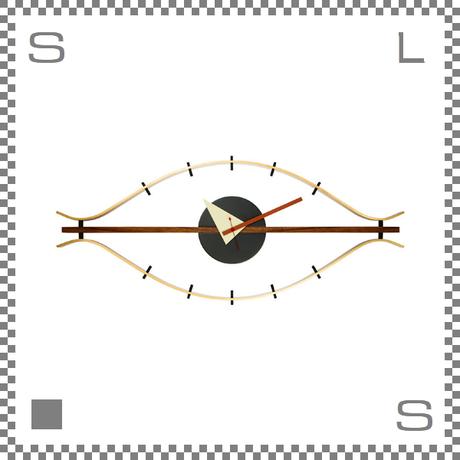 アイクロック ジョージネルソン 壁掛け時計 クロック ウォールクロック eye clock george nelson