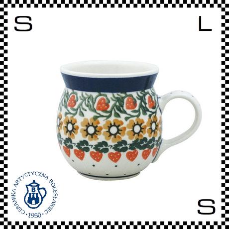 Ceramika Artystyczna ツェラミカ アルティスティチナ No.858 マグカップ W11.5/D8/H8.4cm 250ml ストーンウェア オーブン可 ハンドメイド ポーランド製