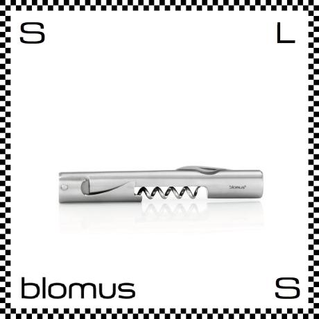 blomus ブロムス ワインオープナー CINO W24/D25/H3mm ソムリエナイフ ステンレス製 blomus-68491
