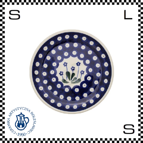 Ceramika Artystyczna ツェラミカ アルティスティチナ No.377Y プレート 16cm Φ16/H2cm ストーンウェア オーブン可 ハンドメイド ポーランド製