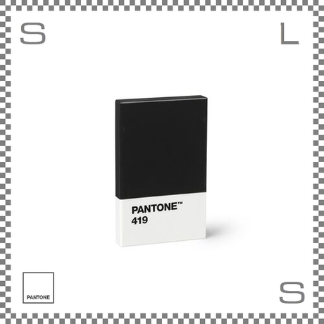 PANTONE パントン カードホルダー ブラック 95×60×11mm 名刺入れ カードケース