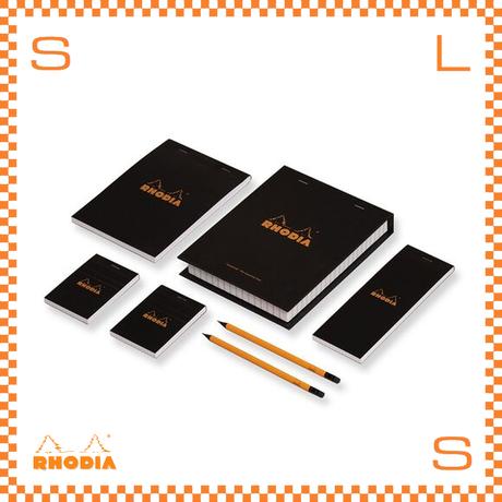 ROHDIA ロディア エッセンシャルボックス ブラック ノート メモ ペンシル フランス製