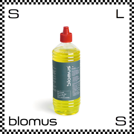 blomus ブロムス バーニングジェル blomusトーチ専用 1000ml トーチ用オイル blomus-31036