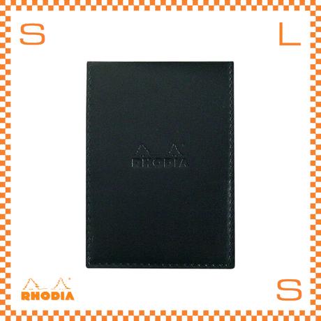 ROHDIA ロディア ePURE ブロックメモ No.11 ブラック 3冊セット 8.4×11.5cm フランス製