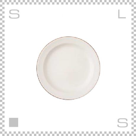 SAKUZAN サクザン SARA サラ プレート Φ202mm クリーム パステルカラー 日本製