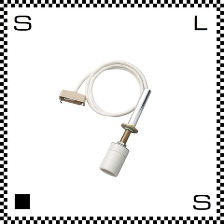 アートワークスタジオ ペンダントライト用ソケット&コード 1灯/100cm  BU-1127Z