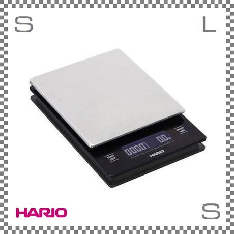 HARIO ハリオ V60 メタルドリップスケール W120/D175/H31mm コーヒースケール 抽出スケール vstm-2000hsv