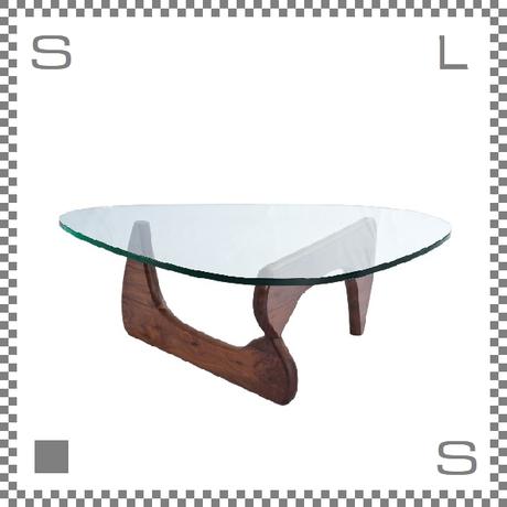イサムノグチ コーヒーテーブル ローテーブル センターテーブル ウォルナット材 ブラウン Isamu Noguchi