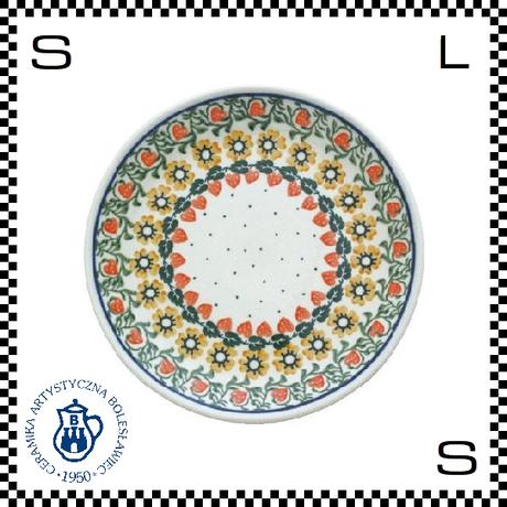 Ceramika Artystyczna ツェラミカ アルティスティチナ No.858 プレート 20cm Φ20/H2.6cm ストーンウェア オーブン可 ハンドメイド ポーランド製