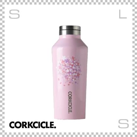 CORKCICLE コークシクル サクラ キャンティーン ローズ 9oz 2009GRQ-sakura2 ステンレス製 マグボトル 携帯ボトル