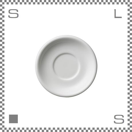 ORIGAMI オリガミ ラテボウル用ソーサー ホワイト 6ozラテボウル/8ozラテボウル兼用ソーサー Φ140mm 日本製