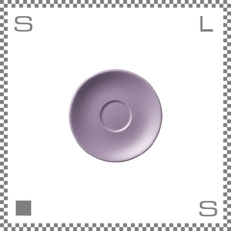 ORIGAMI オリガミ エスプレッソカップ用ソーサー パープル Φ128mm デミタスカップ用ソーサー 日本製