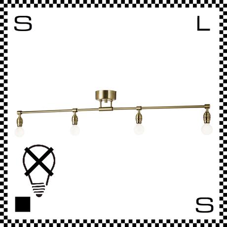 アートワークスタジオ Laiton4 レイトン4シーリングランプ 4灯連結モデル ゴールド 電球なし W1426/205mm シーリングライト  AW-0460Z-GD