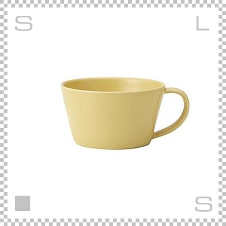 SAKUZAN サクザン SARA サラ スープカップ イエロー 260cc パステルカラー 日本製