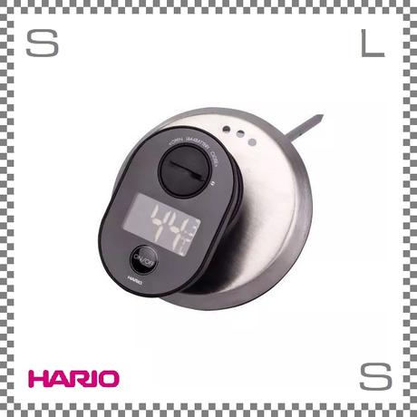 HARIO ハリオ V60 ドリップサーモメーター ドリップケトルヴォーノ対応 温度計 ケトル用温度計 vtm-1b