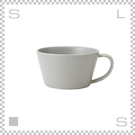 SAKUZAN サクザン SARA サラ スープカップ グレー 260cc パステルカラー 日本製