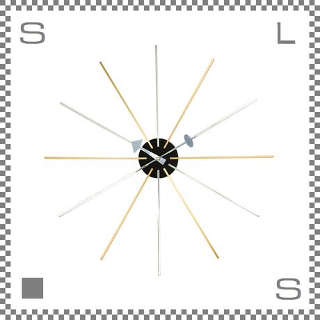 スタークロック ジョージネルソン 壁掛け時計 クロック ウォールクロック star clock george nelson