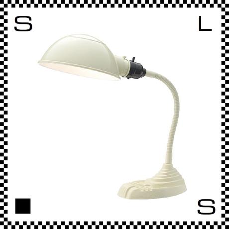アートワークスタジオ オールドスクールデスクランプ グレー 電球付 アーム:30cm レトロアメリカンスタイル 鋳物 AW-0300-BU