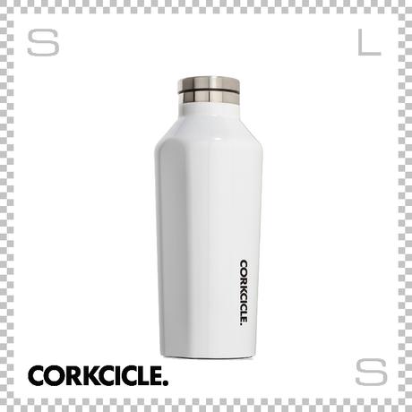 CORKCICLE CANTEEN コークシクル キャンティーン 9oz ホワイト 2009GW ステンレス製 マグボトル 携帯ボトル