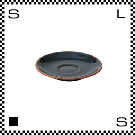 Prato プラート エスプレッソソーサー マリーノ ブルー Φ123/H23mm エスプレッソカップ用ソーサー テラコッタイメージ 日本製