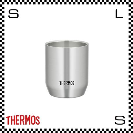 THERMOS サーモス 真空断熱カップ 280ml シルバー Φ7.5/H9cm