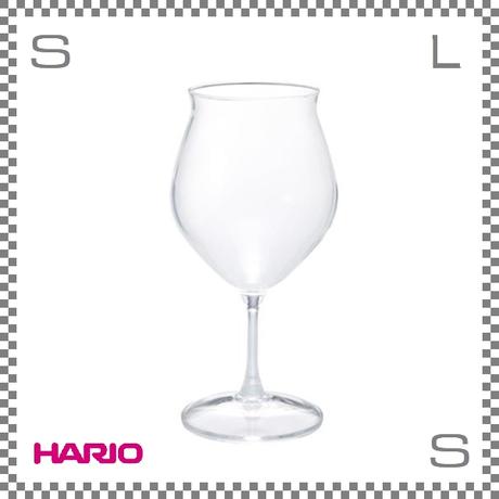 HARIO ハリオ 耐熱フレーバーグラス チューリップ 300ml Φ82/H97mm 耐熱ガラス製 電子レンジ可 食洗機可 日本製 hfg-300-c
