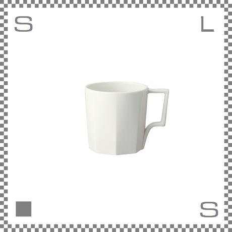 キントー OCT オクト マグカップ 300ml ホワイト マグ コーヒーカップ