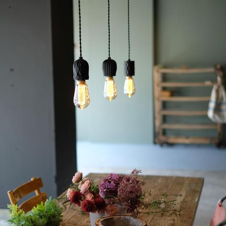 Bercy Pendant Lamp  BLACK type