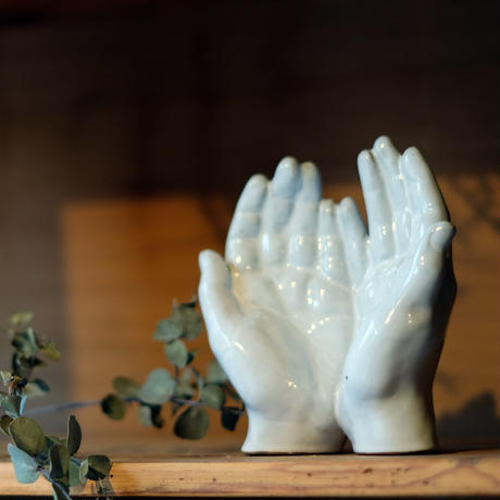AS POTTERY / BOTH HAND