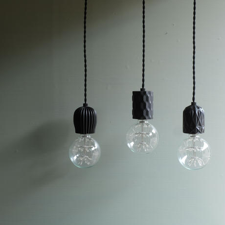 Bercy Pendant Lamp  BLACK type