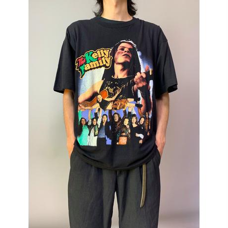 """90年代 """"The Kelly Family"""" プリントTシャツ"""