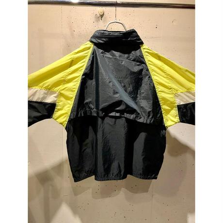 """90s """"NIKE"""" nylon zip up jacket"""