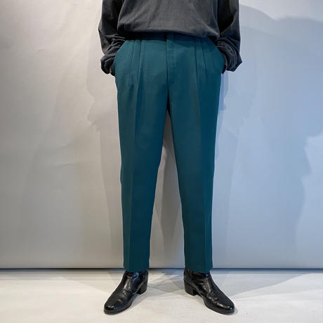 80s 3tucks slacks pants