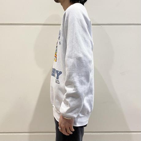 "90s ""GOTHAM CITY UNIVERSITY"" printed sweat shirt"