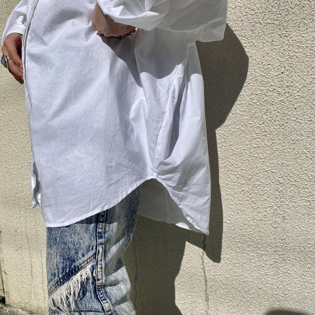 80s~ balloon sleeve blouse