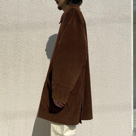80s〜corduroy shirt jacket